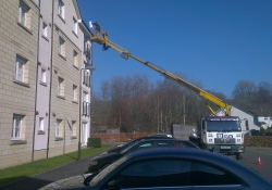 Cherry picker work 2